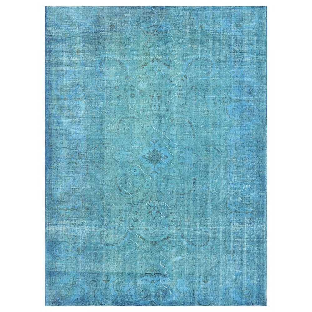 Aquasilk Overdyed Silk Rug X