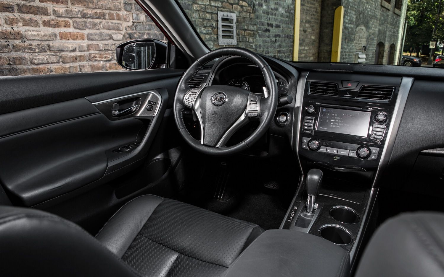 2015 nissan altima 35 sl shown in charcoal leather with optional 2015 nissan altima 35 sl shown in charcoal leather with optional equipment nissan altima pinterest nissan altima nissan and cars vanachro Gallery