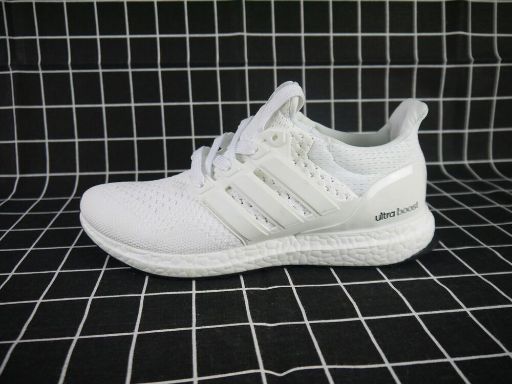 57da057f5 Brand New   Limited ADIDAS ULTRA BOOST M 3.0 TRIPLE WHITE SZ 8.5  fashion   clothing  shoes  accessories  mensshoes  athleticshoes (ebay link)