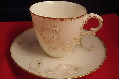 Royal Worcester coffee cup and saucer ie.picclick.com