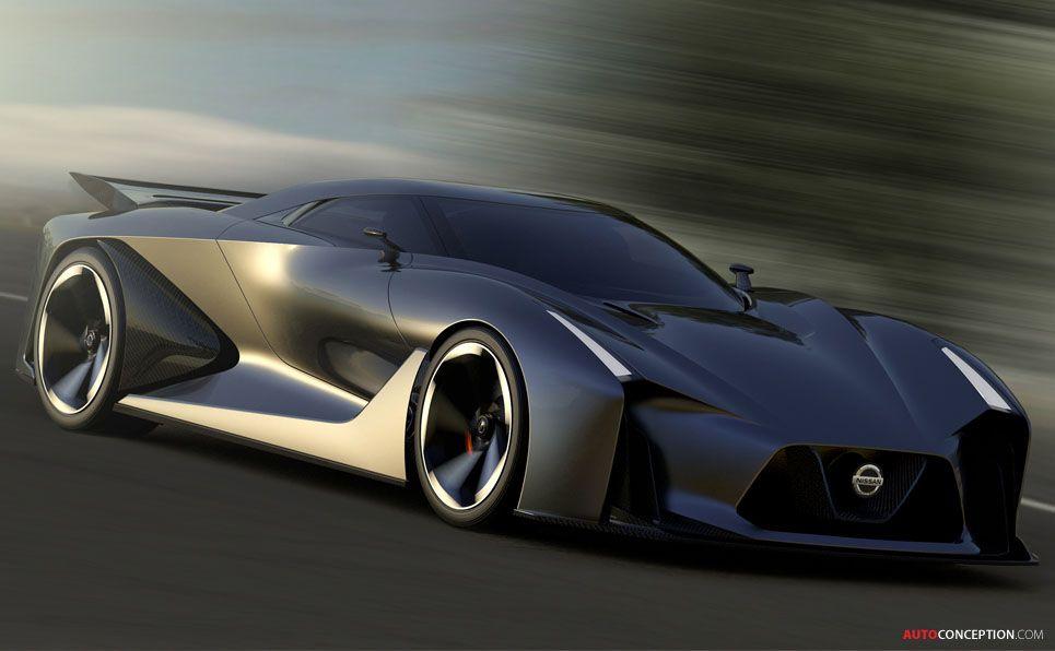 Nissan S Virtual Concept Car Previews Future Design Direction Autoconception Com Nissan Gt R Concept Cars Nissan Gtr