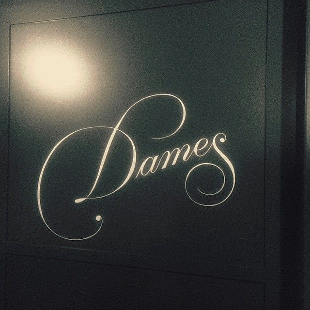 Typography_Dames by Jasper Andries