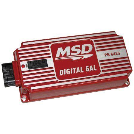 Buy Digital 6al With Rev Limit At Walmart Com Ignite Digital Msd - msd digital 6al ignition wiring diagram