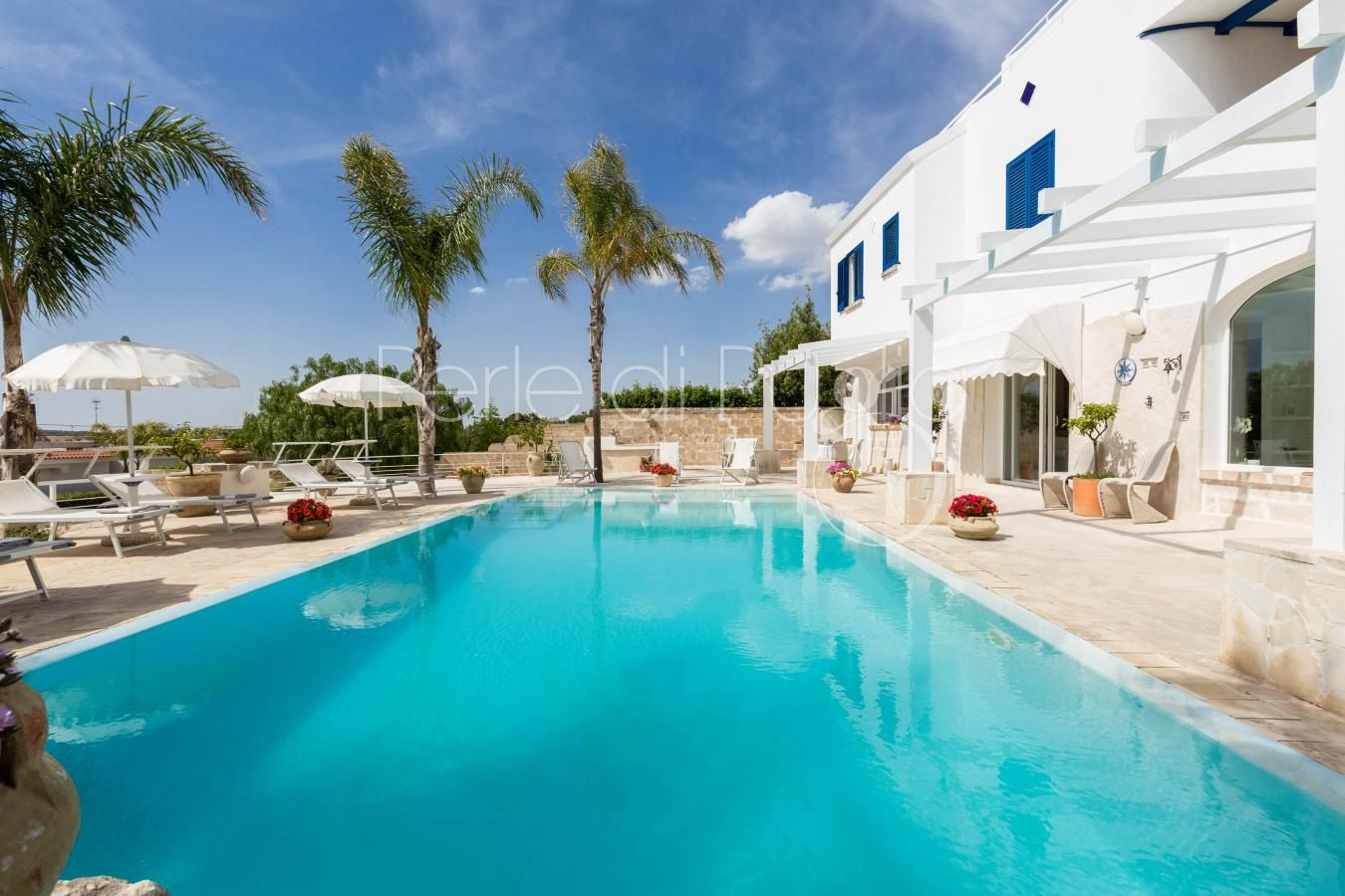 Villa SoleLuna is a holiday villa in Puglia, with swimming