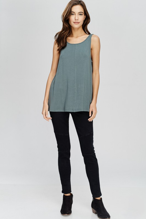 f4b5edc6dca Deep Back Tank Top – Thistle   Finn. Find this Pin and more on Cheap  Clothing ...