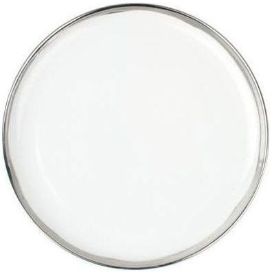 Dauville Platinum Dinner Plate  #currentlycoveting