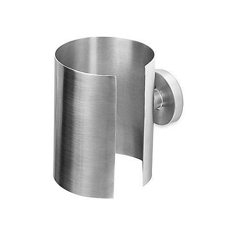 stainless steel hair dryer holder | hair dryer holder