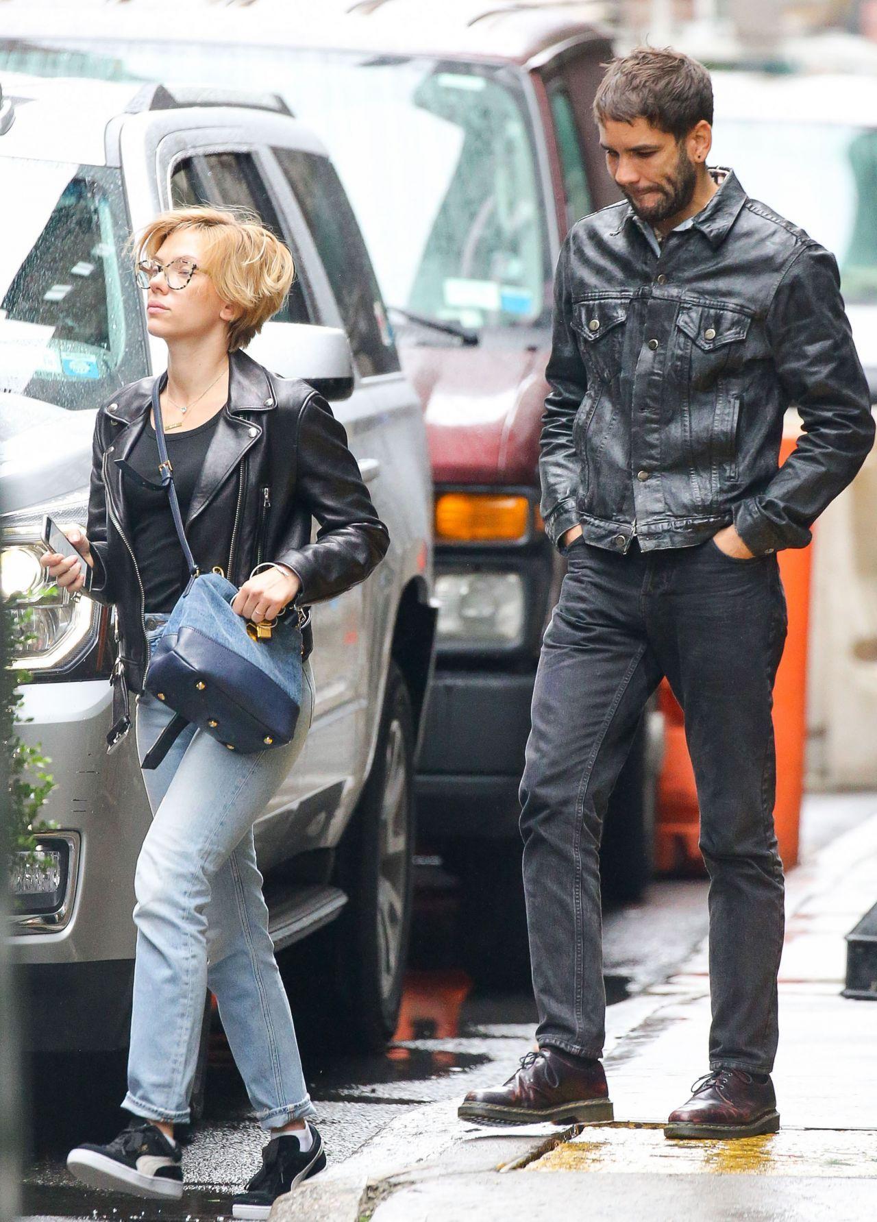 Scarlett Johansson Celebrity Street Style Scarlett Johansson My Style