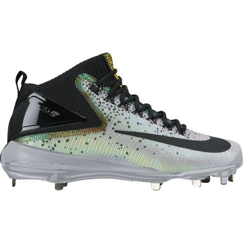 Nike Men\u0027s Zoom Trout 3 Baseball Cleats (Wolf Grey/Black/Multi/Color, Size  13) - Adult Baseball Shoes at Academy Sports