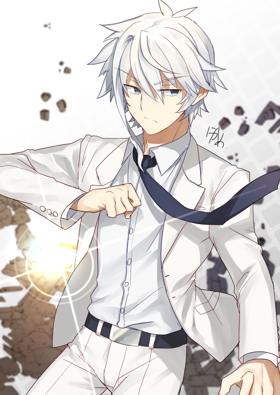 Fate Averruncus Anime Uq Holder Negima Anime Boys Anime Anime