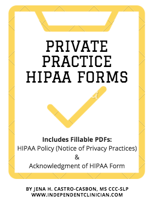 Free Hipaa Forms For Private Practitioners  Arteterapia