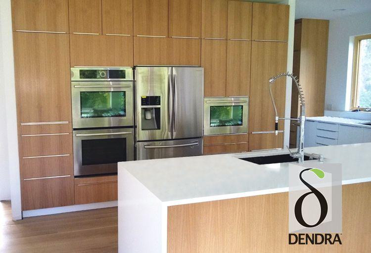 Marvelous Vertical Grain Rift Sawn White Oak Sektion Ikea Kitchen Remodel