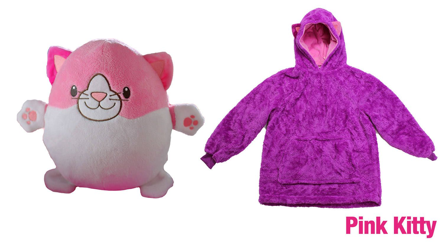 Huggle Pet Animal Hoodie One Size Fits All Limited Time Offer Cuddly Animals Animals Plush Animals