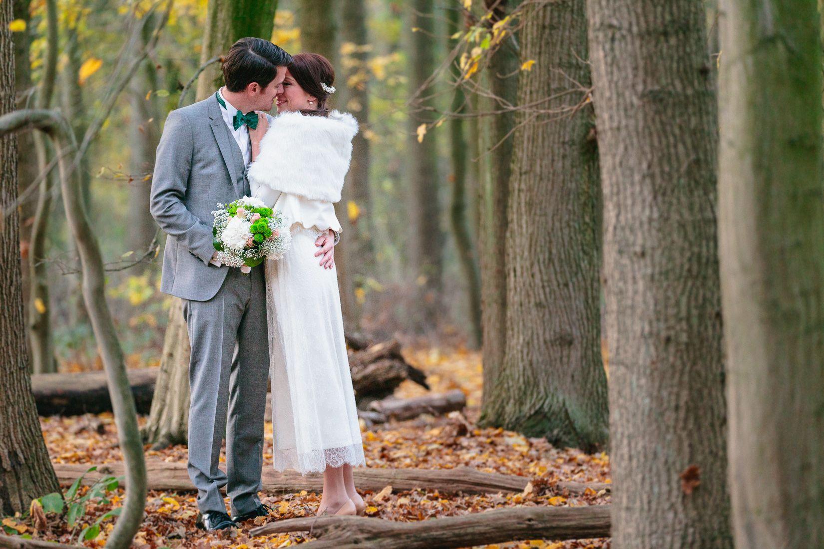 Wiebke Und Sebastian Hochzeit In Der Botanika Bremen Winter