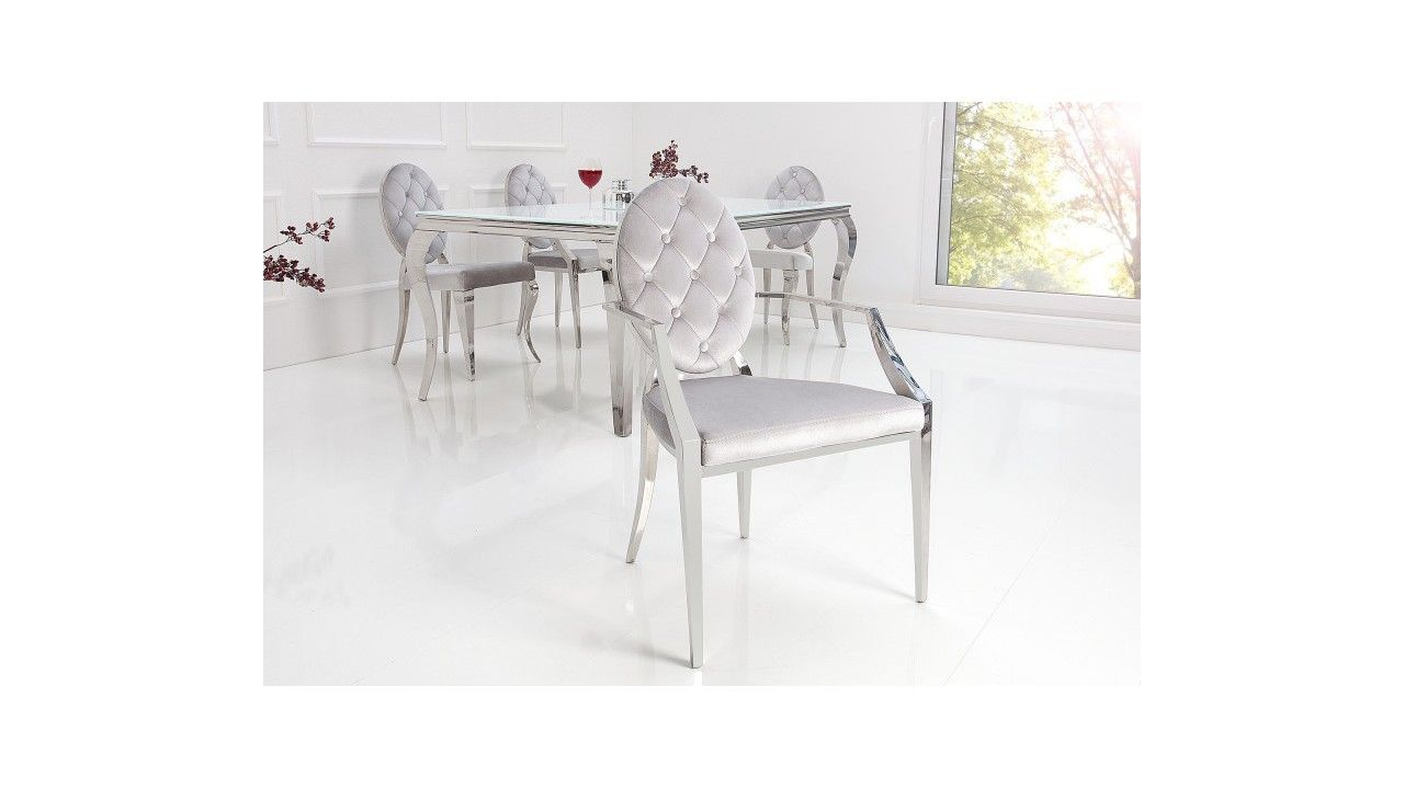 Chaise De Mariage Haute Avec Accoudoirs Meuble De Style Table Basse Baroque Chaises De Mariage