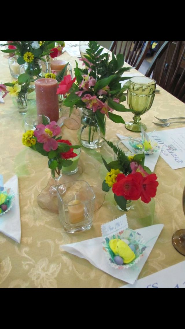 Prom Dinner Party Ideas Part - 37: Place Settings For Prom Dinner