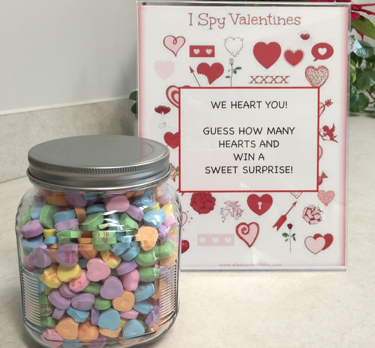 Valentine Ortho Contest In Office Marketing Dental Hygiene