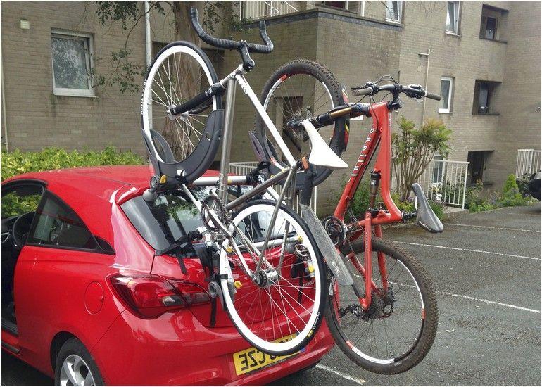 Bicycle Racks For Cars Reviews Car Racks Bicycle Rack Bicycle