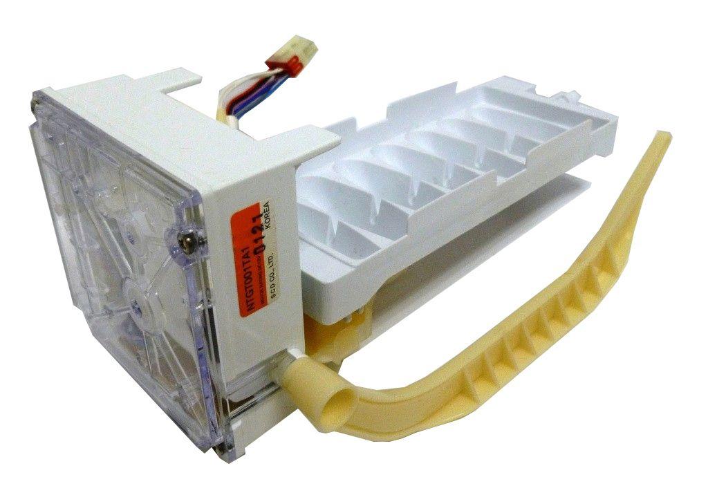 Samsung Da9700258j Refrigerator Ice Maker Assembly Ice Maker Refrigerator Ice Maker Broken Appliance