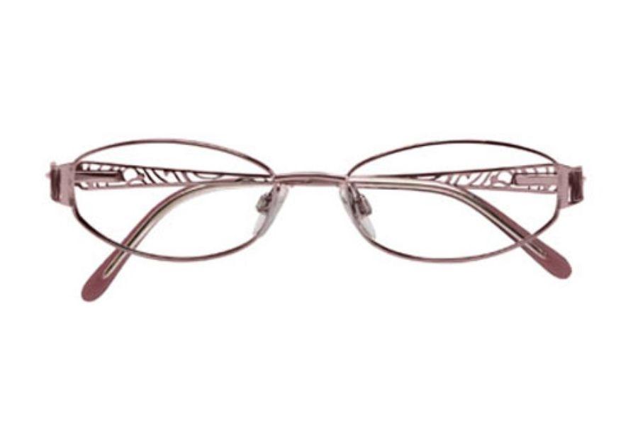 4b00518c619 Jessica McClintock JMC 012 Eyeglasses in Pink