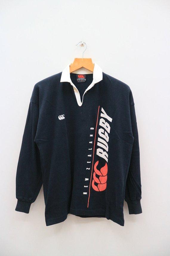 Vintage CANTERBURY Of New Zealand Sportswear Big Logo