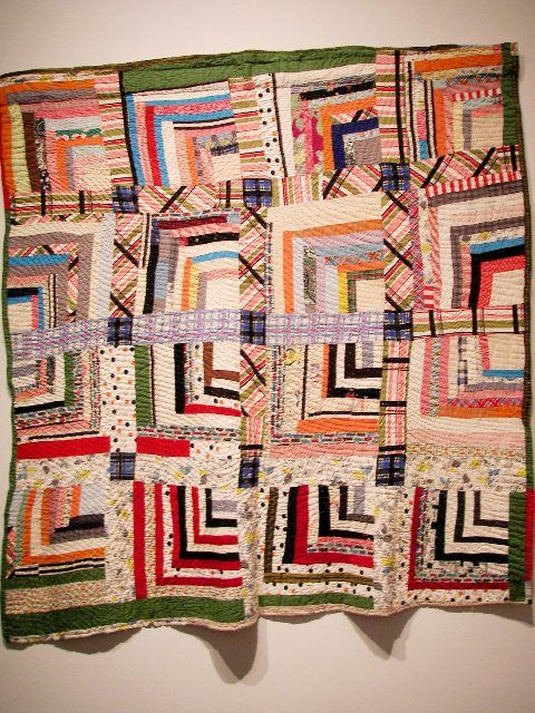African American Vintage Quilt From The Collection Of