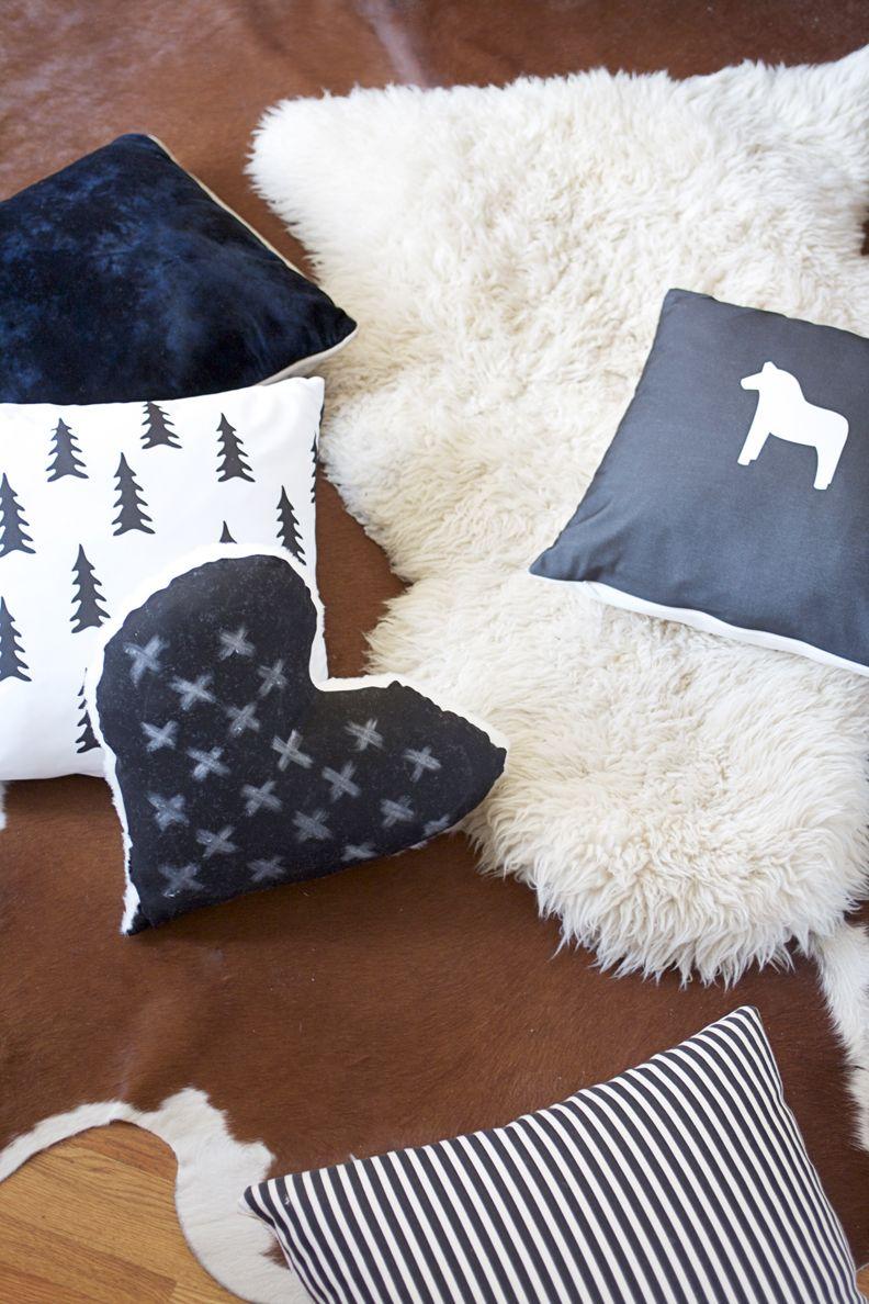 Diy heart shaped pillow pattern pillow pattern pillows