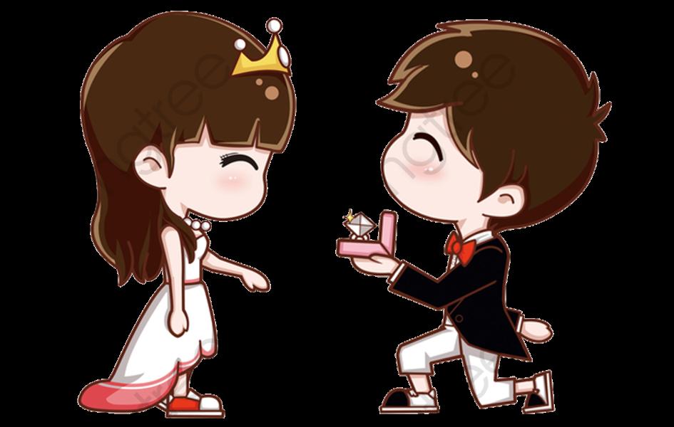 Cartoon Couples Marry Wedding Couple Cartoon Couple Cartoon Cute Cartoon Pictures