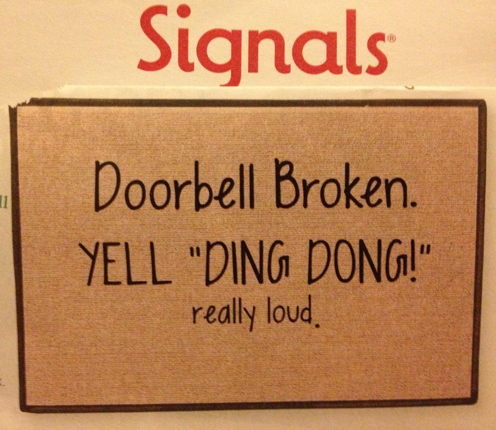Funny door mat 19 95
