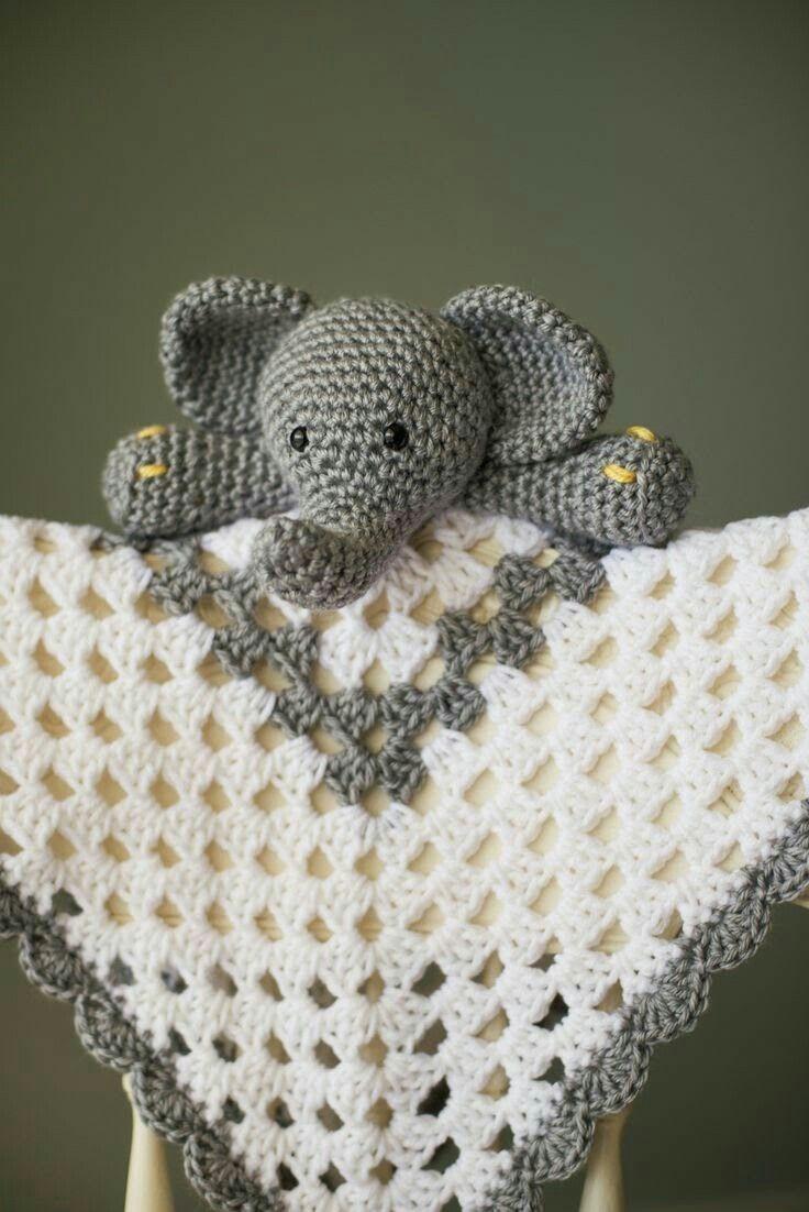 Pin de Carolina SanCre en Crochet para Bebés y Niñ@s | Pinterest ...