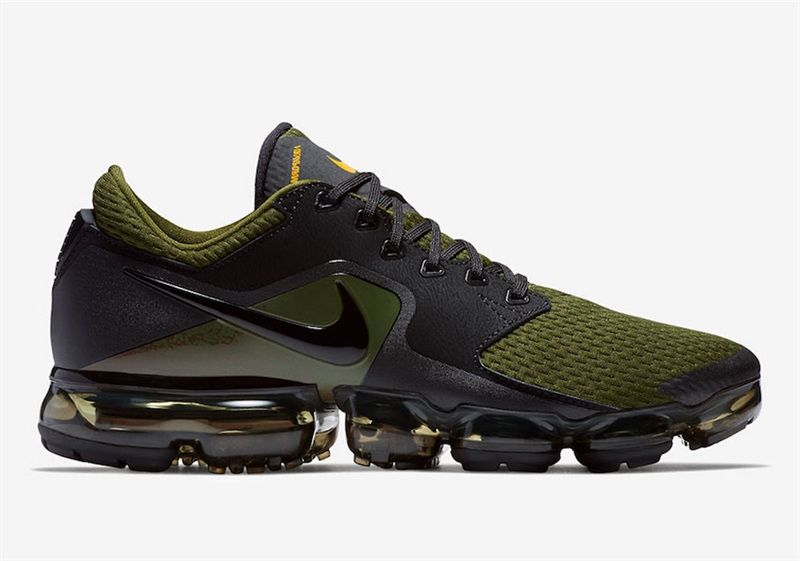 Nike Air VaporMax CS Shoes Army Green