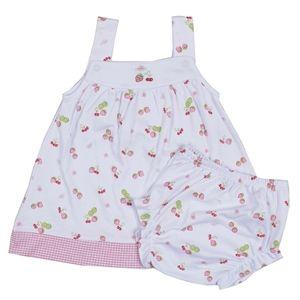 5b380d2e9 Kissy Kissy - Ambrosia Print Tank Dress #pima #babyclothes #kidstyle ...
