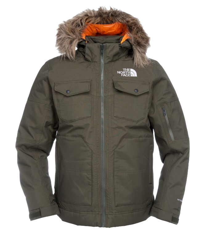 The North Face Yellowband Parka - A waterproof down jacket for men ...