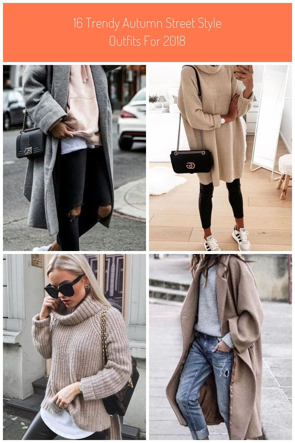 19 Trendy Autumn Street Style Outfits For 19 in 19  Outfit