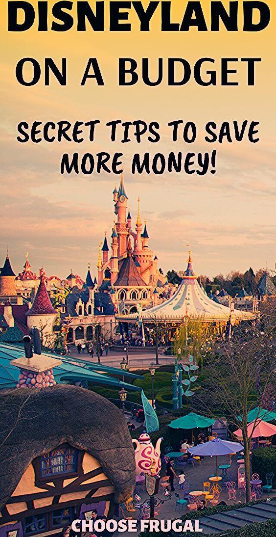 Photo of Ways To Save Money in Disneyland