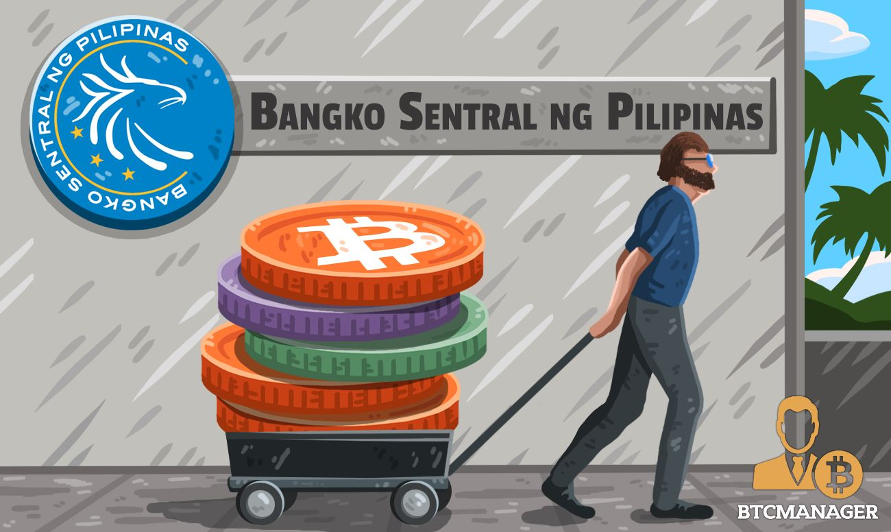 CryptoFriendly Philippines Central Bank Approve two