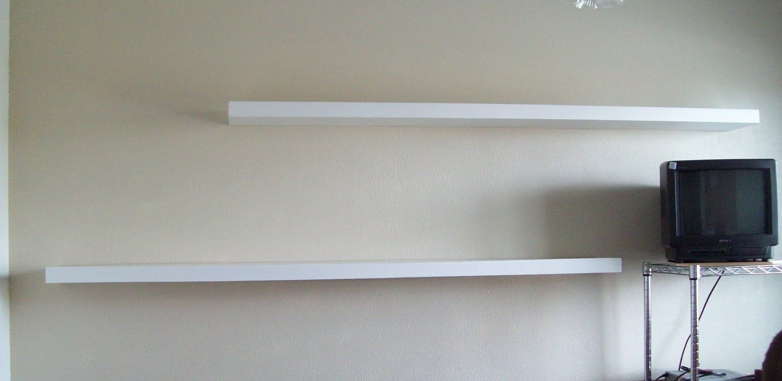 floating wood shelf plans | Best Woodworking Projects