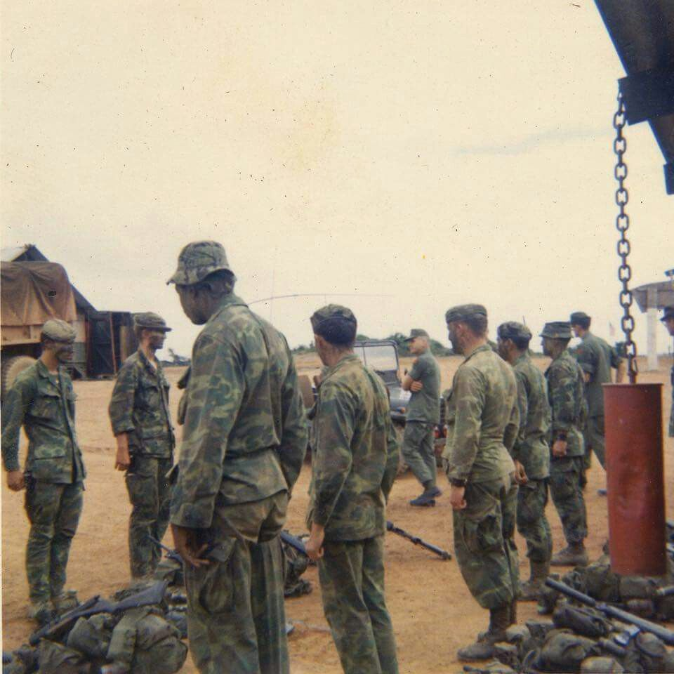 Pin By George Wilkerson On Vietnam