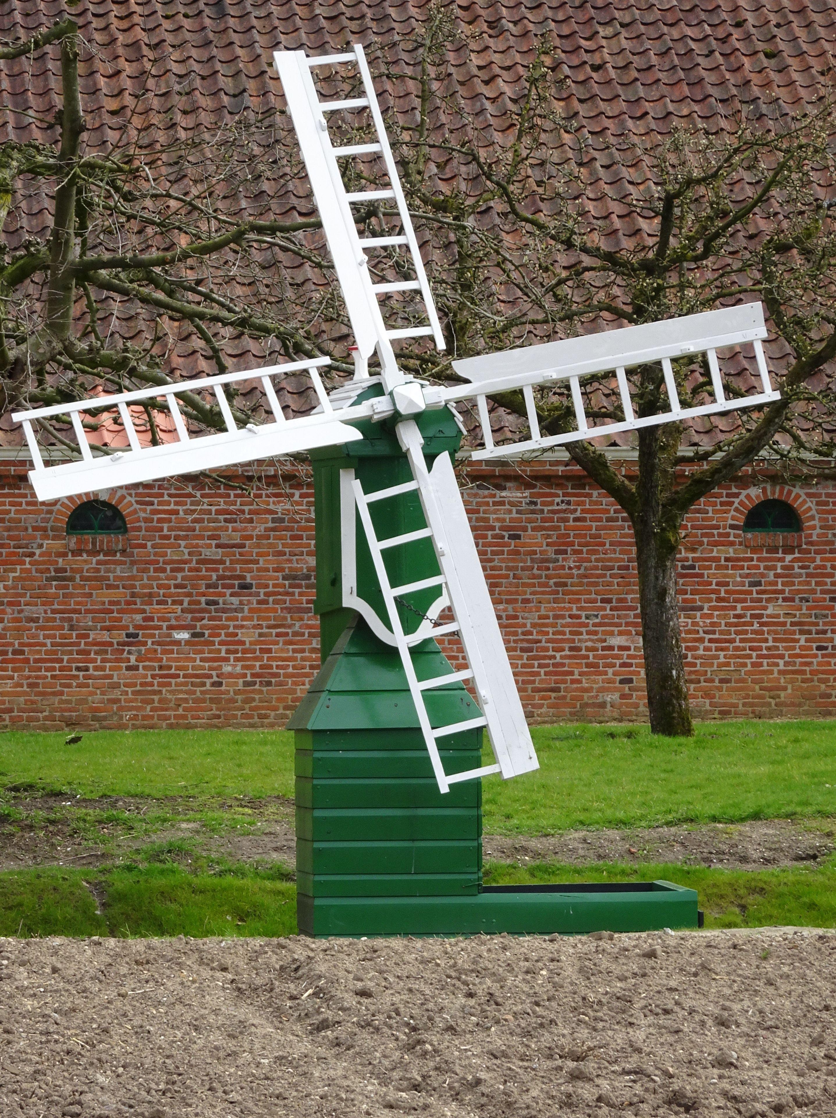 Arnhem, Dutch Open Air Museum/Openluchtmuseum, Weidemolen