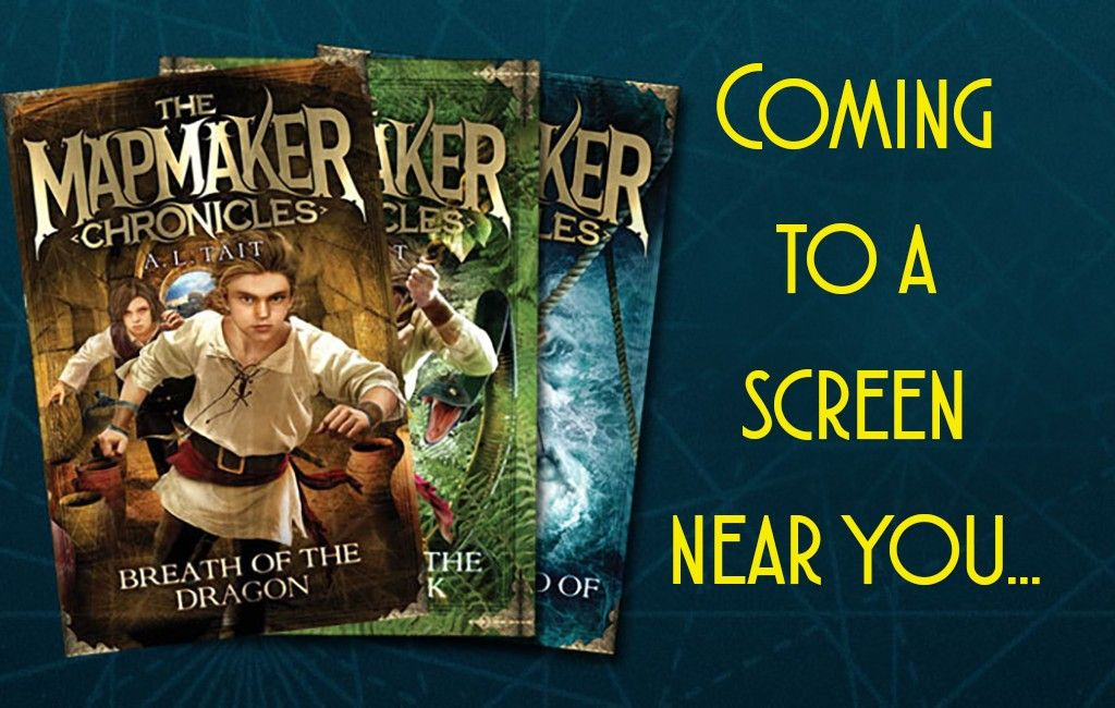 A.L. Tait's The Mapmaker Chronicles optioned for film