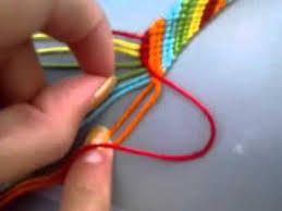 Onwijs Afbeeldingsresultaat voor makkelijke armbandjes maken | Mochilas RI-15