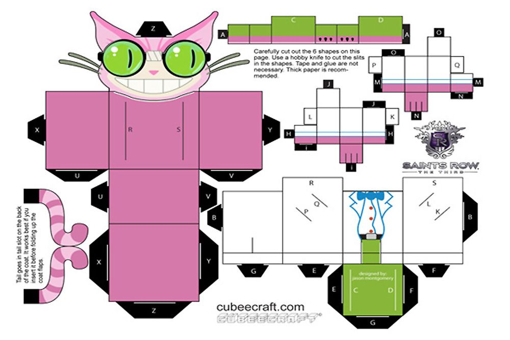 Image Detail For -Papercraft Death Proof Car Template Preview