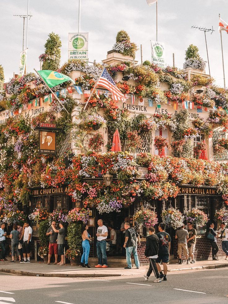 15 Of The Best Areas In London You Have To Visit