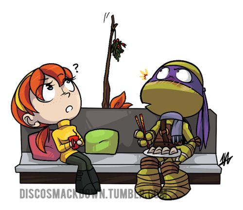 Oh Mikey Always The Helpful One Ninja Turtles Art Teenage