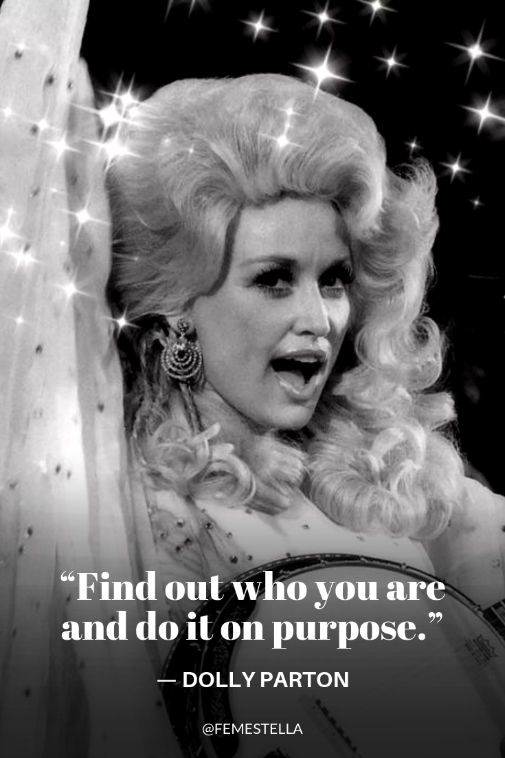 Dolly Parton Feminist Quote Dolly Parton Quotes Dolly Parton Dolly Parton Lyrics