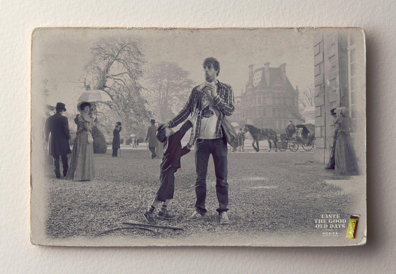 Menier: Publicis, Paris: Cresta 2012, Magazine Winner