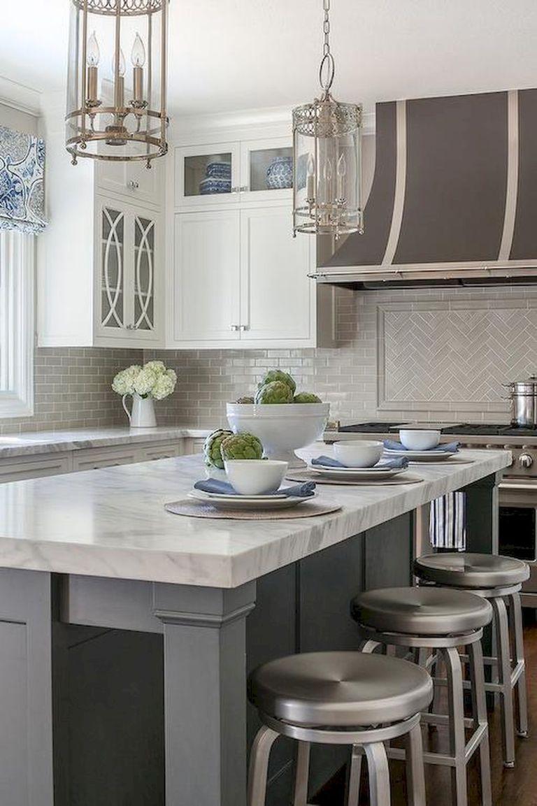 Best 65 Simple Beautiful Kitchen Backsplash Design Ideas On A 400 x 300