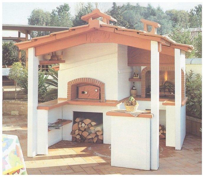 forno a legna da esterno - Cerca con Google | židiniui | Pinterest