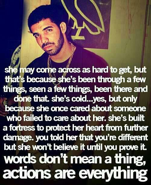 Pin By Chris Dehayes On Real Drake Quotes Cute Quotes Words