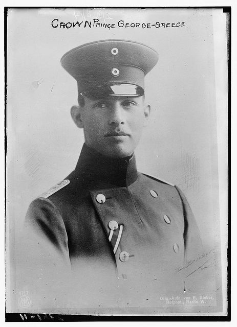 Crown Prince George -- Greece (LOC) by The Library of Congress, via Flickr